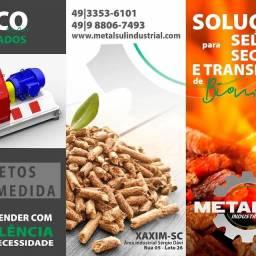Título do anúncio: Equipamentos para biomassa