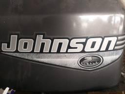 Motor de popa Johnson