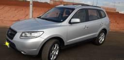 Título do anúncio: Santa Fé V6 2.7 4x4 2008 Automática