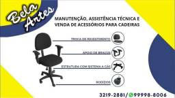 Título do anúncio: Conserto de Cadeiras em Geral