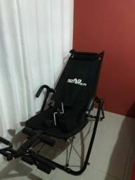Cadeira para abdominal Ab stretch.