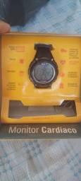 Relógio monitor cardíaco Speed