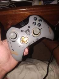Controle do Xbox one edição call of duty