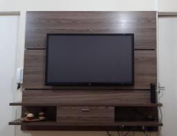Painel para Televisão com gaveta