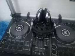 Equipamento de DJ profissionais