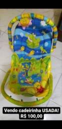 Título do anúncio: Cadeirinha de balanço para bebê