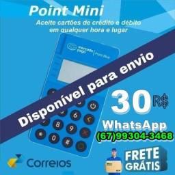Point mini Blue por aproximacao 30 reais