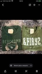 T-shirt Abercrombie