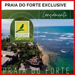 Lançamento de 2 suítes em Praia do Forte com Pagamento Facilitado R$ 811.000,00