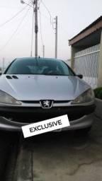 Título do anúncio: Peugeot 206 1.0