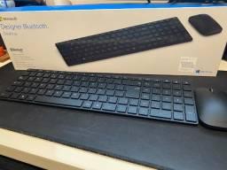 Teclado e Mouse Microsoft Designer Bluetooth