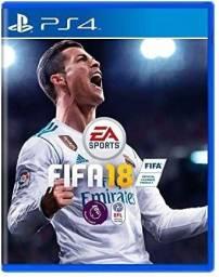 FIFA 18 mídia física
