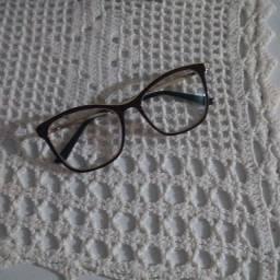Título do anúncio: armação de óculos feminino Dubai original, ou seja, foi comprada em ótica