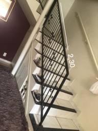 Grade para escada