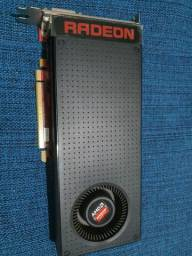 Título do anúncio: Placa de vídeo AMD RADEON? HD R9 370 de 4GB, GDDR5 COM DEFEITO