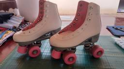 Patins 4 rodas retrô