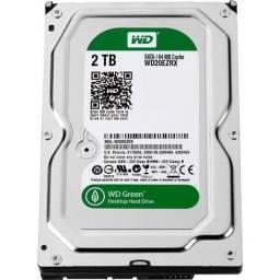 HD 2tb Green WD