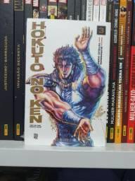 Mangá Hokuto no Ken volume 3 - Novo