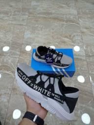 Tênis Adidas Off White