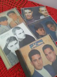 CDs Zezé di Camargo e Luciano