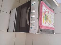 Fogão de uso pega as 4 bocas Io forno