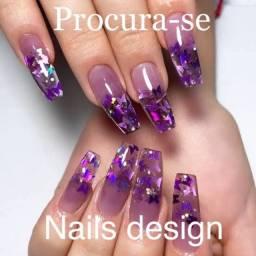 Título do anúncio: Procura_se Nails design com experiência