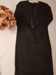 Título do anúncio: Vestido preto