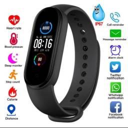 Relógio M5 bluetooth smartwatch