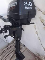 Motor Toyama marine 3.0