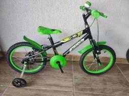 Título do anúncio: Bicicleta aro 16 Cairu C-16