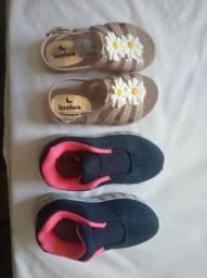Título do anúncio: Sandália e tênis infantil