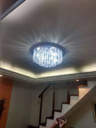I. Instalação Elétrica, Eletricista, Relógio, Luminária, Ventilador de teto,