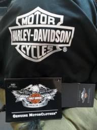 Capacete Harley devison.