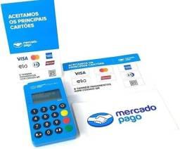 Título do anúncio: Máquina de cartão de crédito