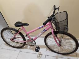 Bicicleta feminina 330,00