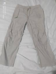 Título do anúncio: Lote calças menino 8 anos