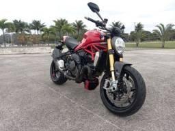Título do anúncio: Ducati Monster 1200cc. 2017/2017