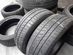 Título do anúncio: Pneu Usado Aro 16 185/55 Pirelli
