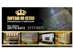 Título do anúncio: IMPÉRIO DO GESSO!!!!