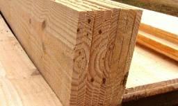Título do anúncio: Tabua de Pinus 1x6 Super Oferta - Madetrevo Madeiras