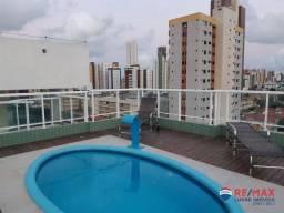 Título do anúncio: Apartamento com 2 dormitórios para alugar, 59 m² por R$ 1.300,00/mês - Manaíra - João Pess