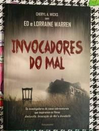 Título do anúncio: Invocadores do Mal - Lorraine Warren, Cheryl A Wicks