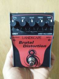 Pedal Landscape Brutal Distortion