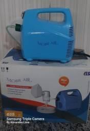 Título do anúncio: Nebulizador Mobil Air - Bivolt - Aceito cartão em até 12X