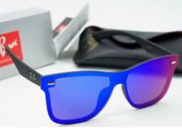 Óculos Rayban Original Blaze Clubmaster