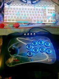 controle Arcade PC/PS3/PS4/XBOX