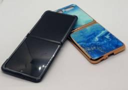 Samsung Galaxy Z Flip 8/256gb preto Promoção cartão 10 X sem juros de 400 R$