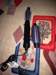 Escova de cabelo Conair Supreme 2-em-1 Hot Air Styling