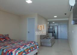 Apartamento, Mobiliado, 01 Quarto, 01 Vga.Garagem,