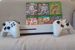 Vendo Xbox One S 1tb branco